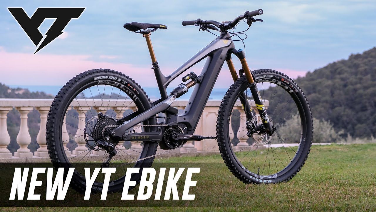 Yt Decoy First Ride Review An Awesome New Emtb Bike Reviews