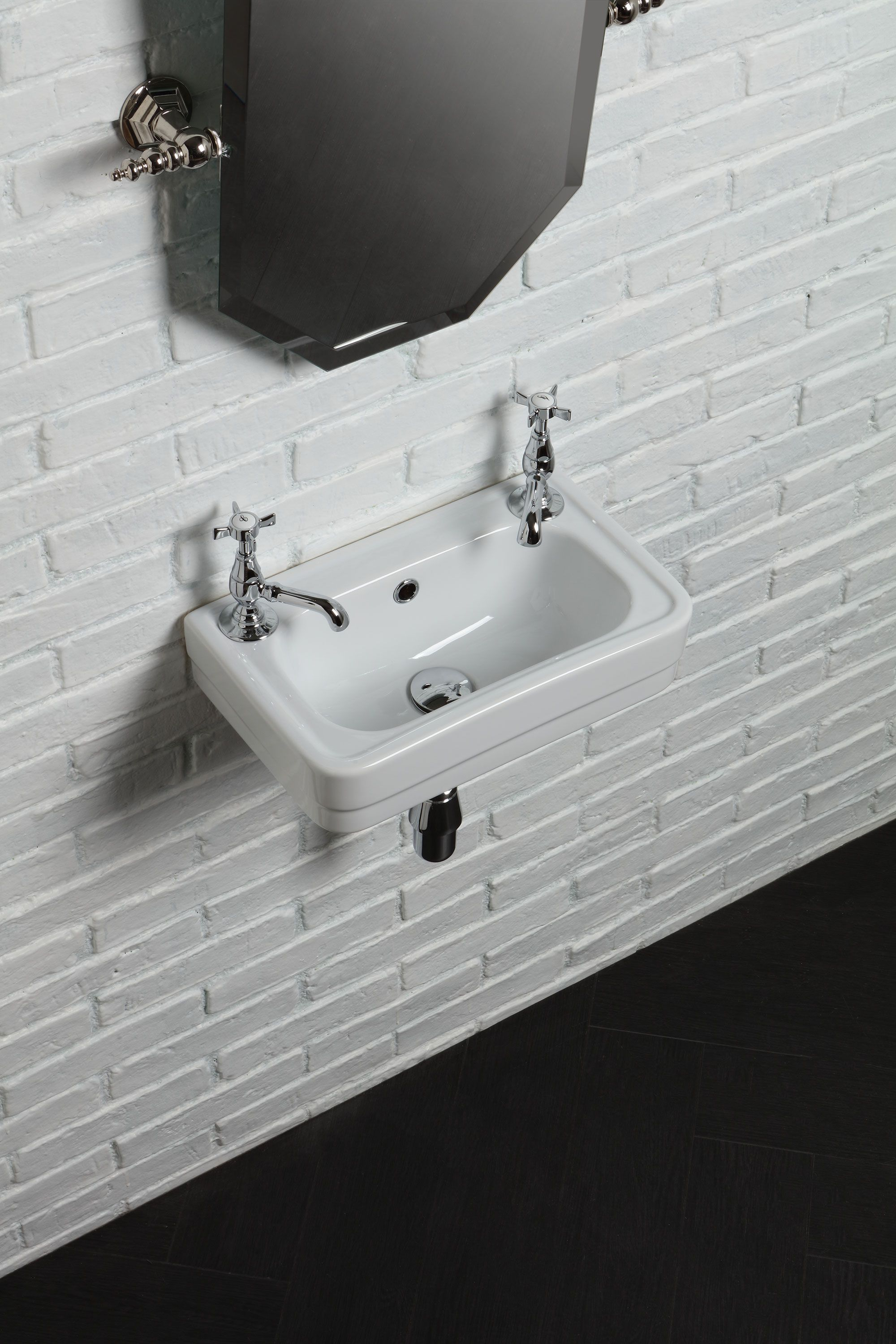 Lavabo Provence900 40x30cm Style Rétro Collection Provence900 By