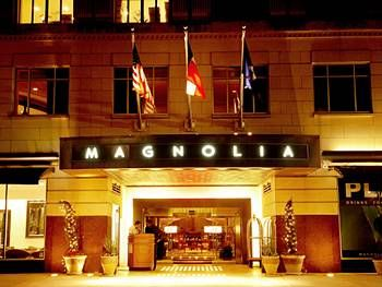 Ideally Located In The Prime Touristic Area Of Houston City Center Magnolia Hotel Promises A Relaxing And Wonderful Visit