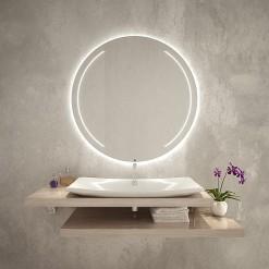 Spiegel Rund Mit Beleuchtung Elara Spiegel Mit Beleuchtung