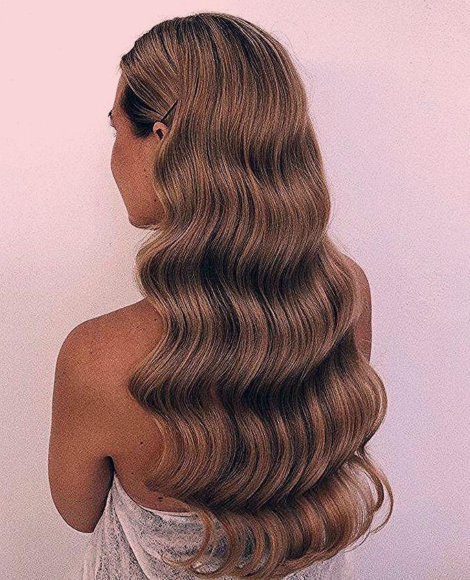 Photo of #Langes Haar #Braunes Haar #Wellenförmiges Haar – frisuren – Hochzeit – Mein Blog