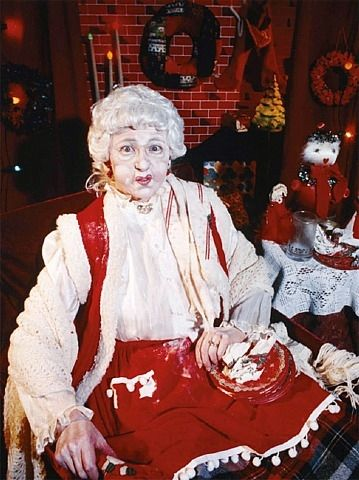 Cindy Sherman, Mrs. Claus