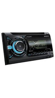 Sony WX-900BT iPod & USB Compatible Double Din Car Stereo