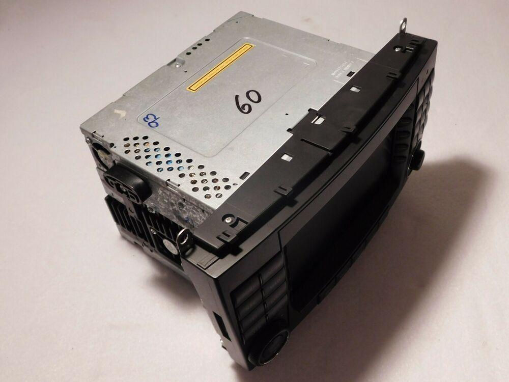 2004 09 Mercedes Clk Class Navigation A 209 820 78 89 Gps Dvd Screen Radio Oem Mercedes Mercedes Clk Mercedes Lexus Gs300