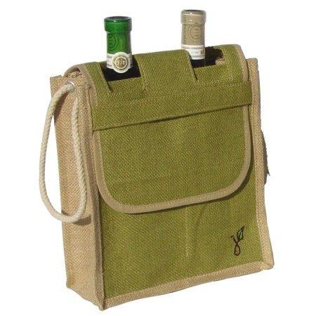 Double Bottle Wine Bag