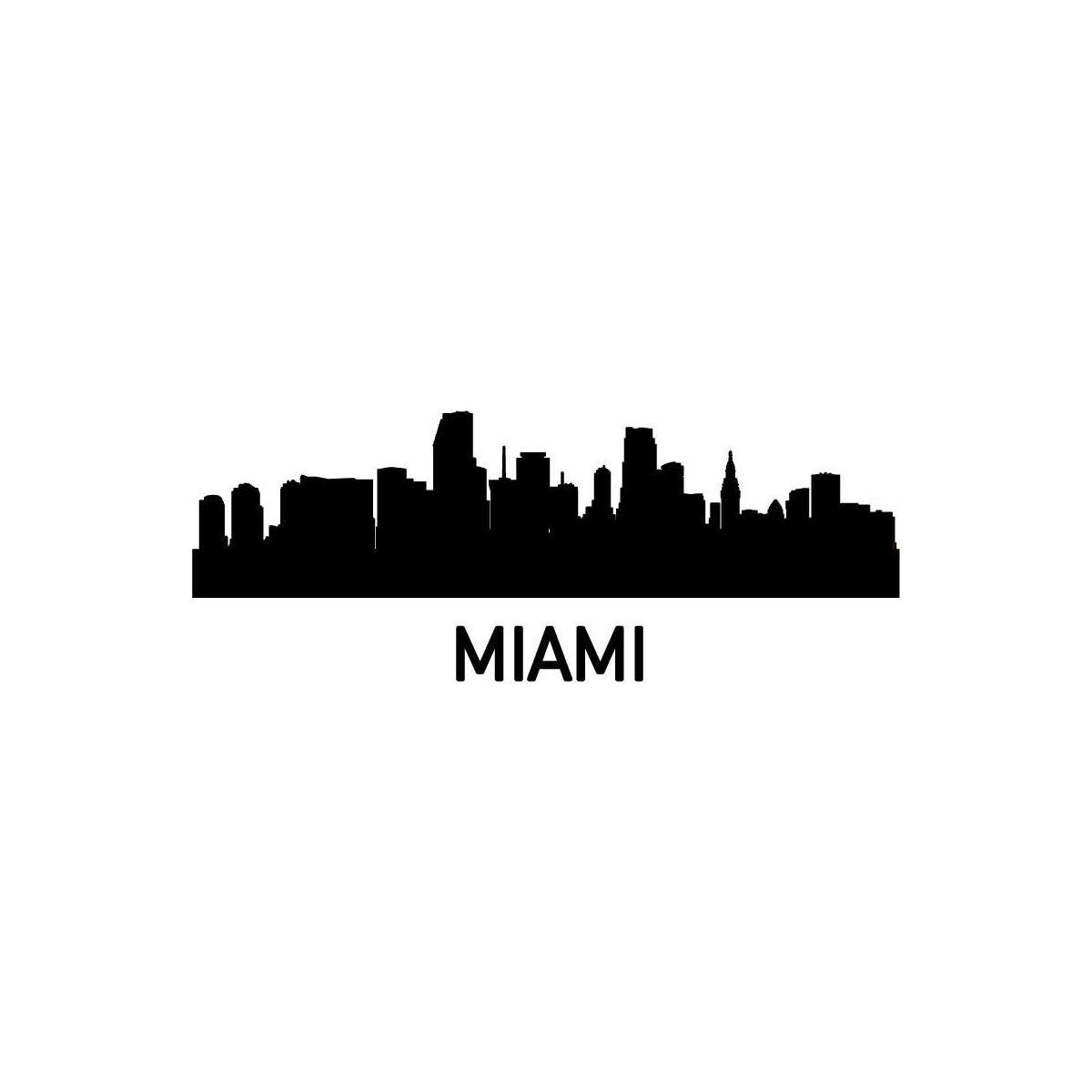city of miami skyline tattoos - Google Search | Ink Inc