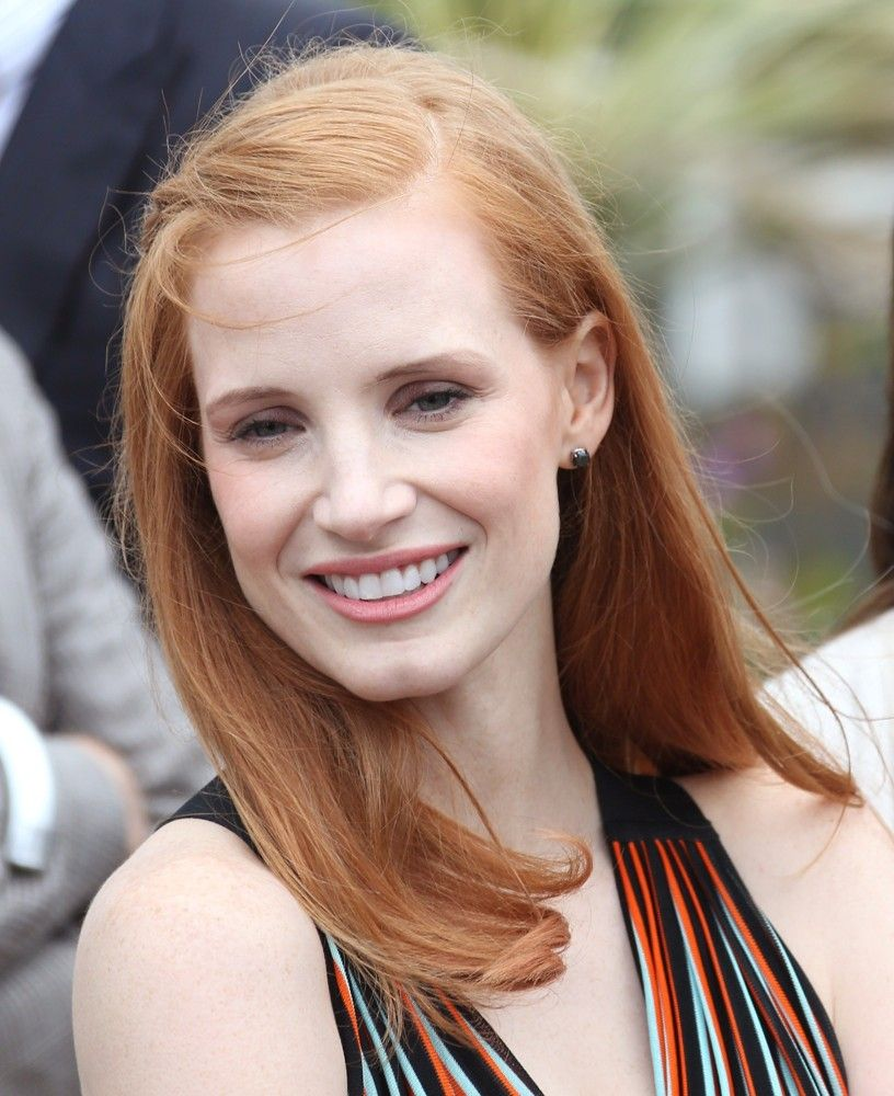 Young Jessica Chastain nude photos 2019
