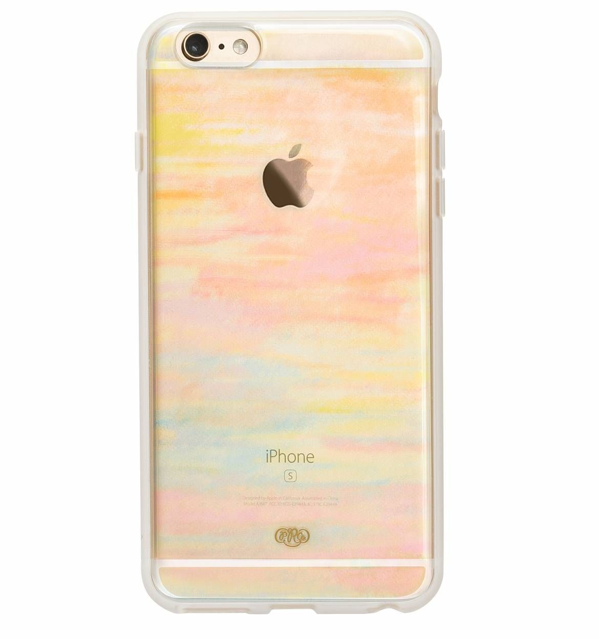 Clear Watercolor Protective Iphone Cover Iphone Cases Iphone