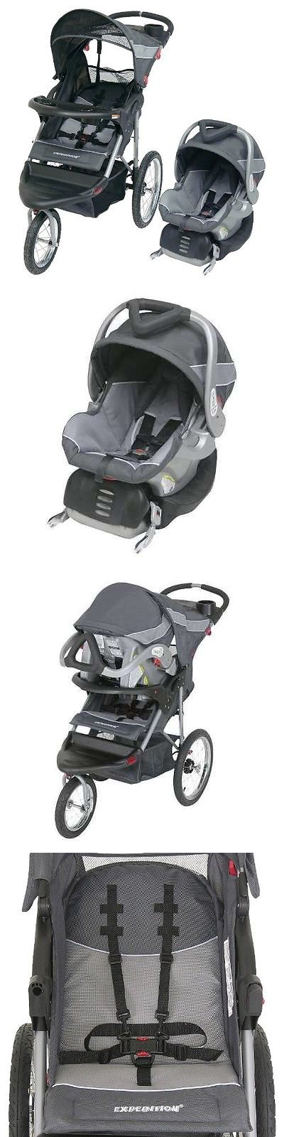 Baby Trend Expedition Jogger Jogging Stroller
