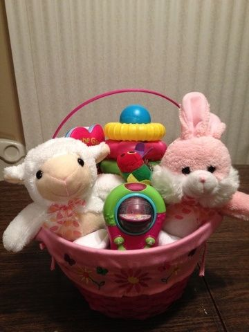 Easter basket for my 1 year old includes pjs summer dress books easter basket for my 1 year old includes pjs summer dress books negle Gallery