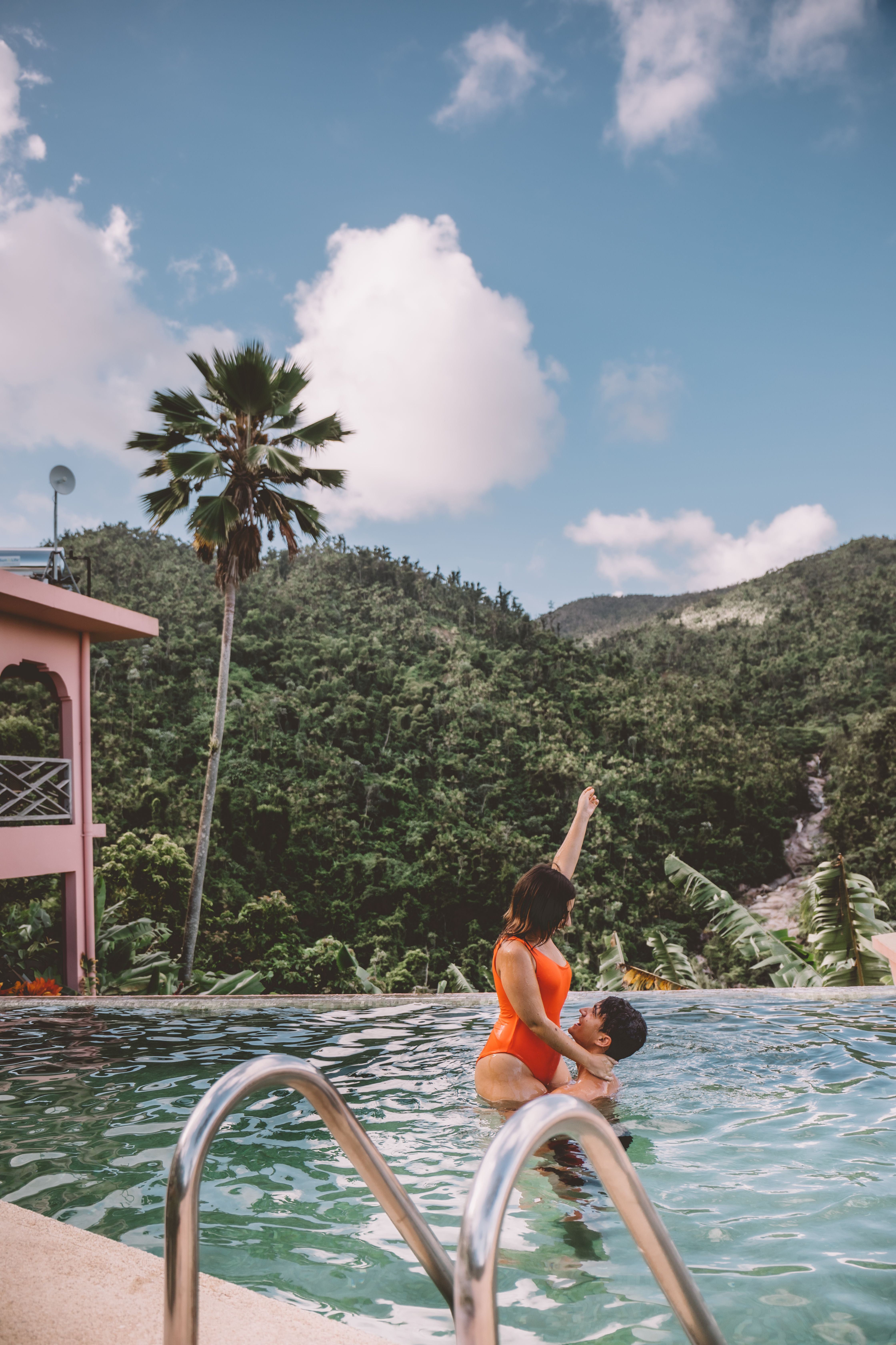 Dive Into Our Paradise El Yunque National Forest Natural Waterfalls Puerto Real