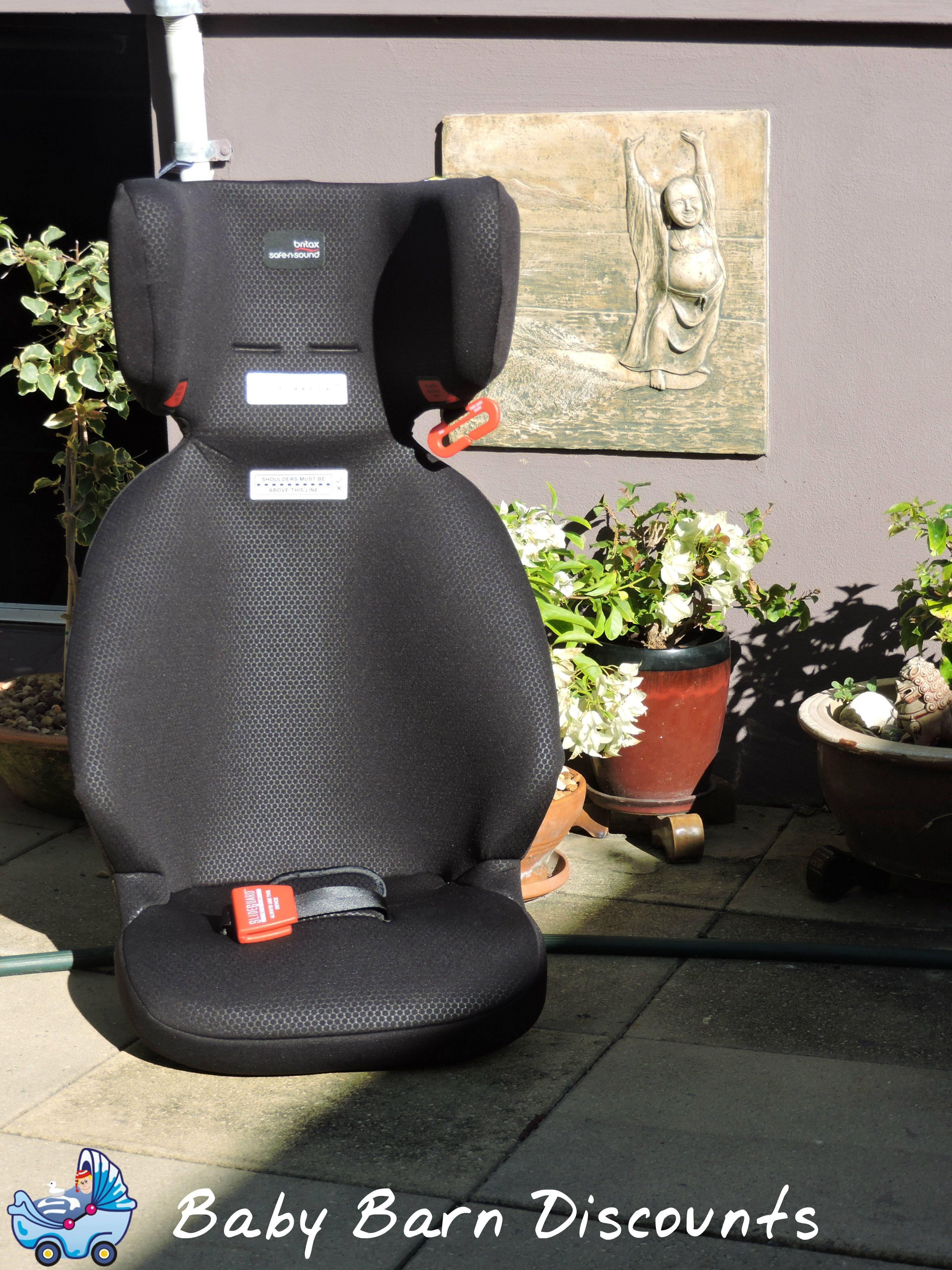 Safe n Sound Tourer Booster Seat - Black | Car seats