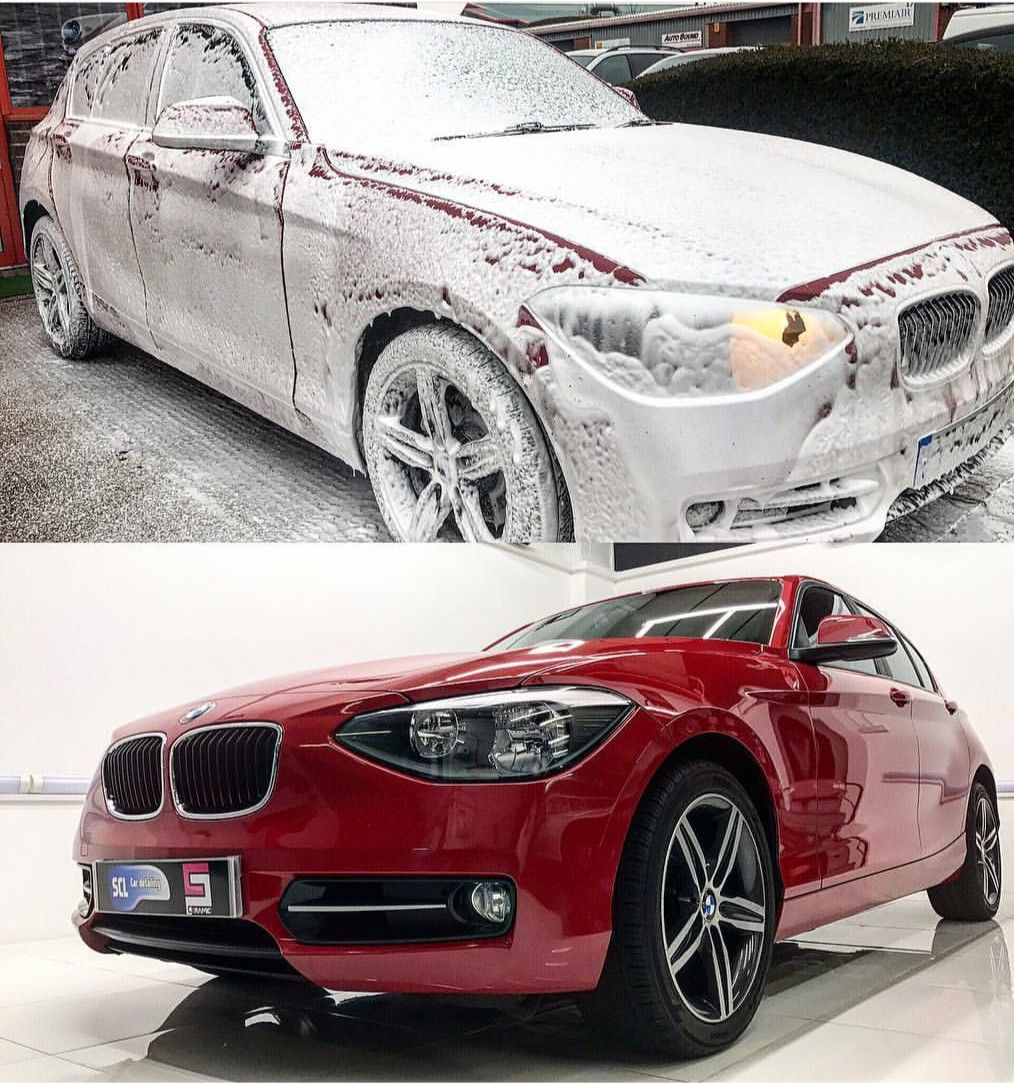 BMW... SCL Car Detailing Lavagens de carro, Carros, Lava