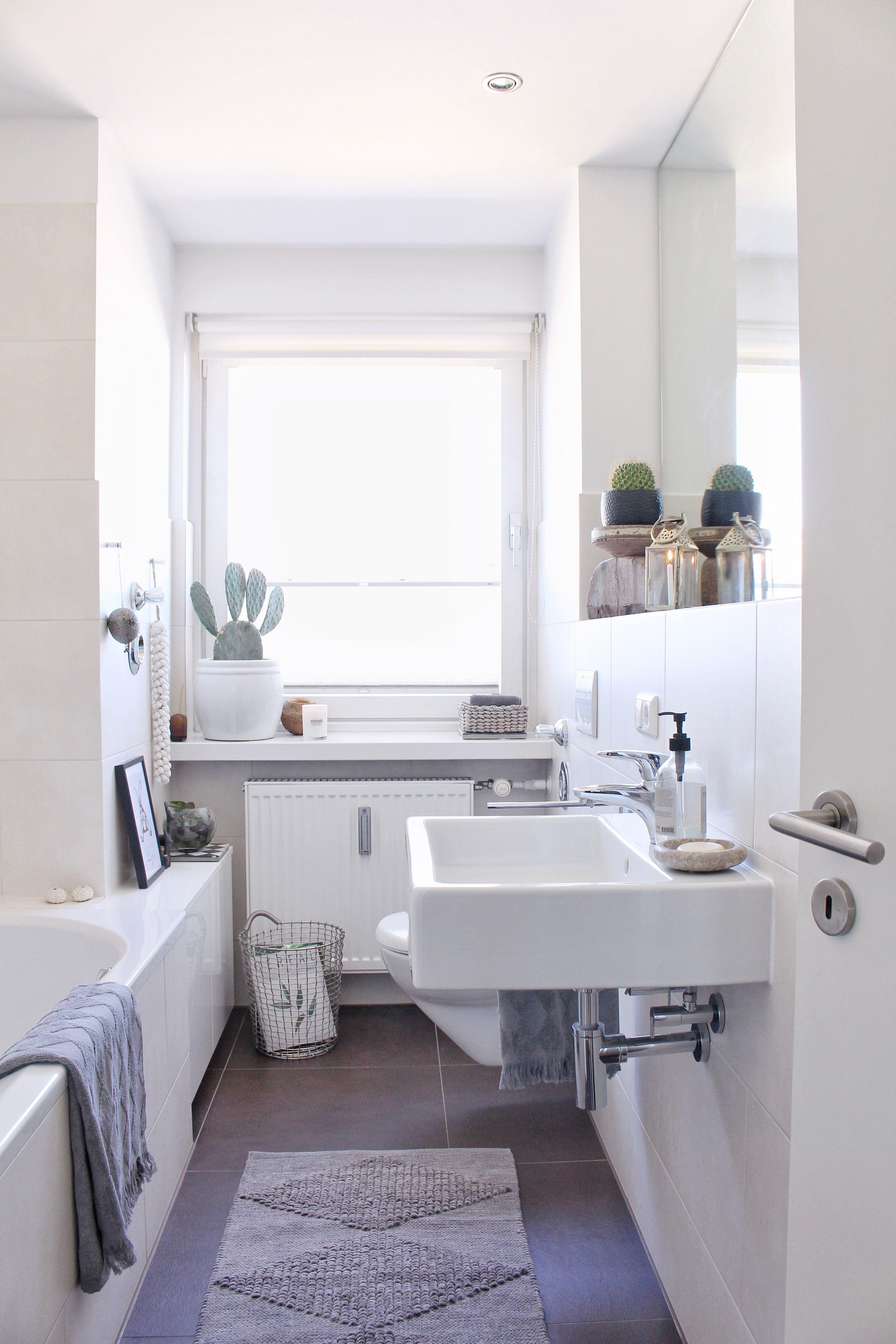 Kleines Bad gestalten – Ideen für wenig Platz