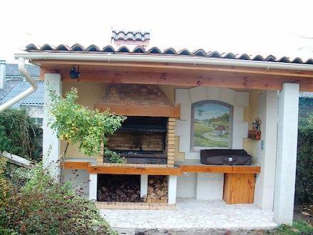6cuisine d ete et 440 330 terraza pinterest refuges la cuisine et cuisines. Black Bedroom Furniture Sets. Home Design Ideas
