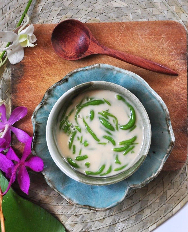 Fakta Menarik Makanan Penutup Atau Jajanan Ini Bisa Anda Temukan Di Beberapa Negara Di Asia Tenggara Di Vietnam Ini Disebut B Makanan Penutup Makanan Resep