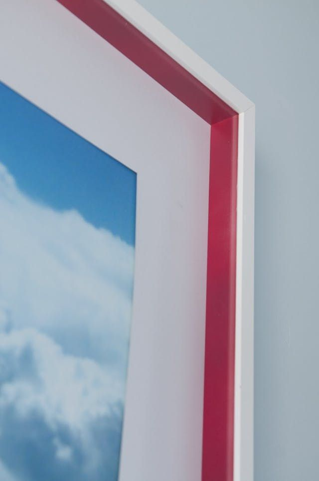 7 Ways to Upgrade IKEA Picture Frames | Pinterest