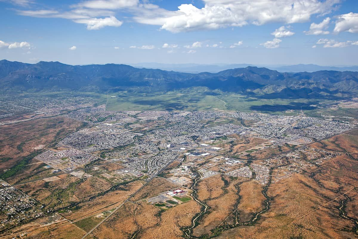The Most Affordable Cities in Each State Sierra vista