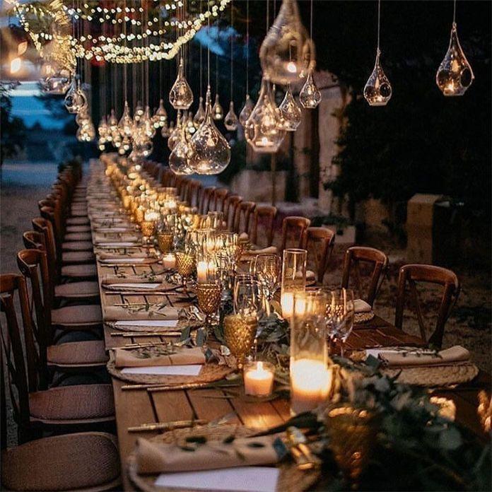 45 wedding table setting ideas 2019 wedding decor wedding table rh pinterest com