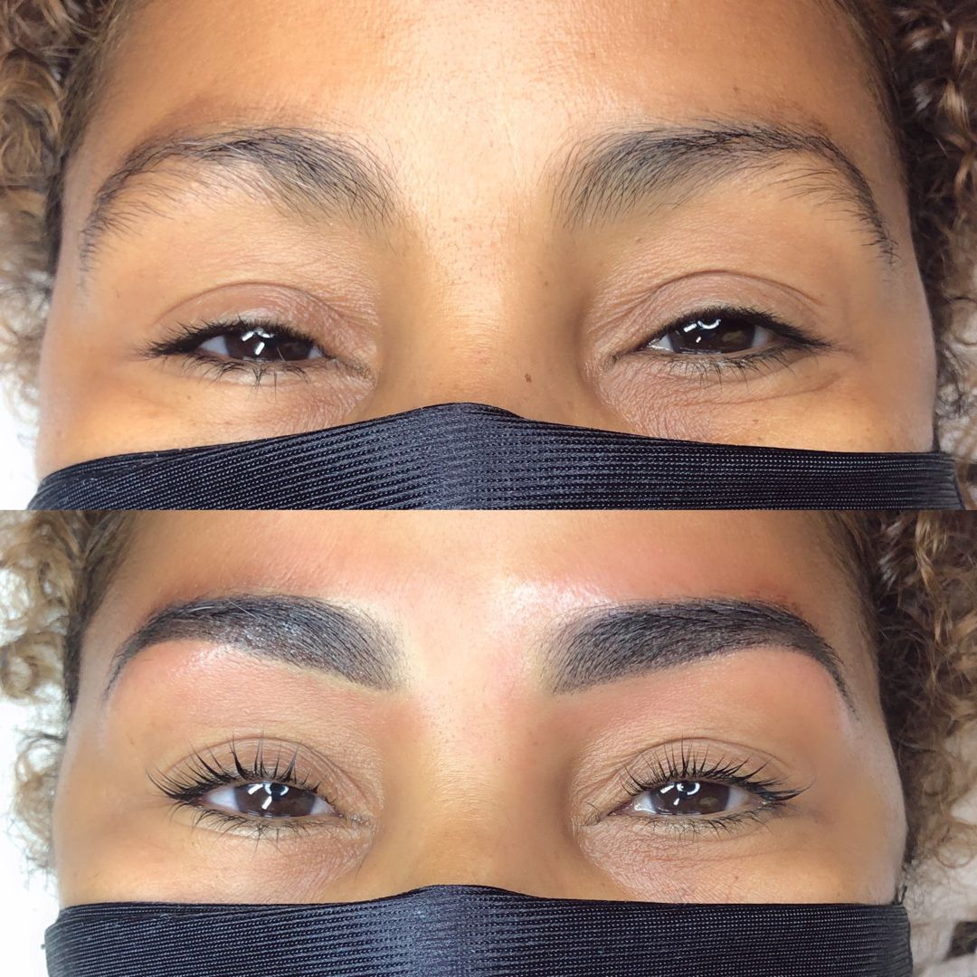 Brows and Lashes in 2020 Lash lift, Eyelash extensions