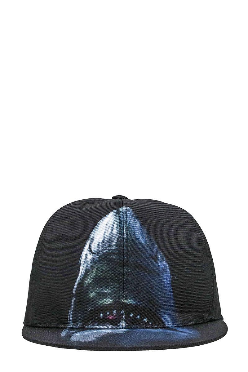 GIVENCHY SHARK BLACK HAT.  givenchy    a5f48c9d286