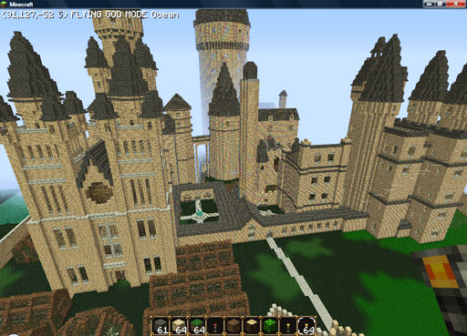 These 14 Harry Potter Minecraft Builds Will Blow You Away Ign Hogwarts Minecraft Harry Potter Minecraft Minecraft Castle Blueprints