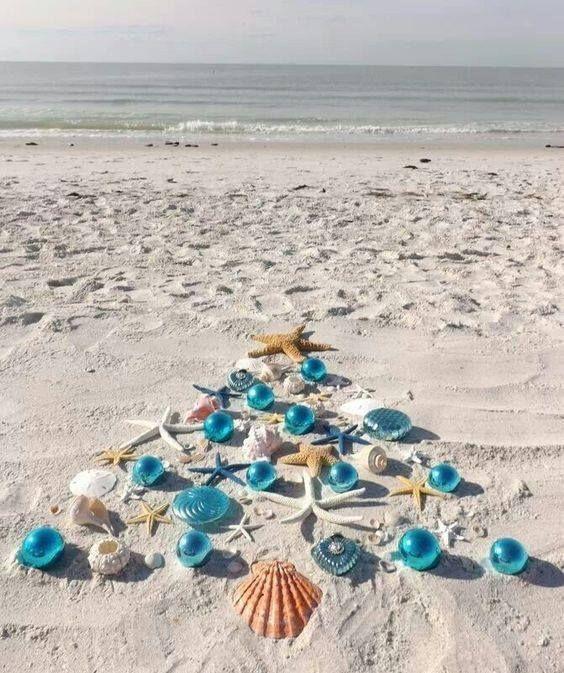Beach Christmas Beach Life in 2018 Christmas, Beach christmas