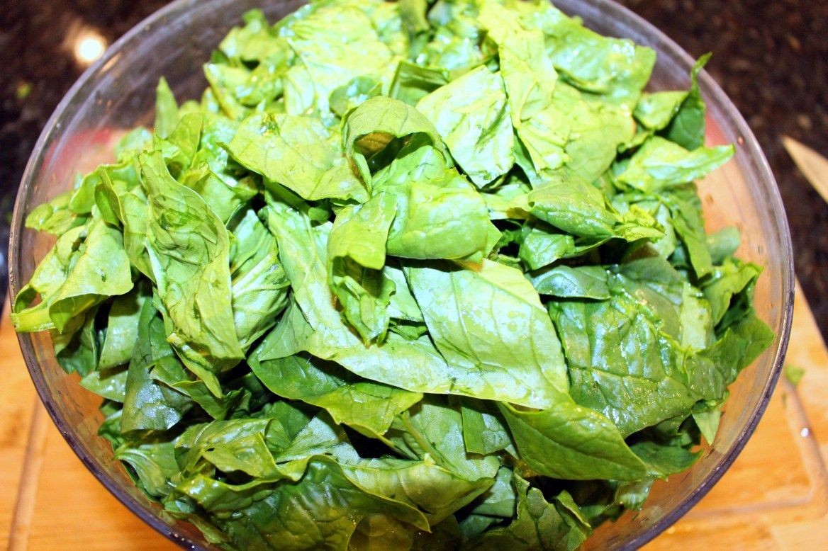 How to Freeze Spinach and Other Cooking Greens (With