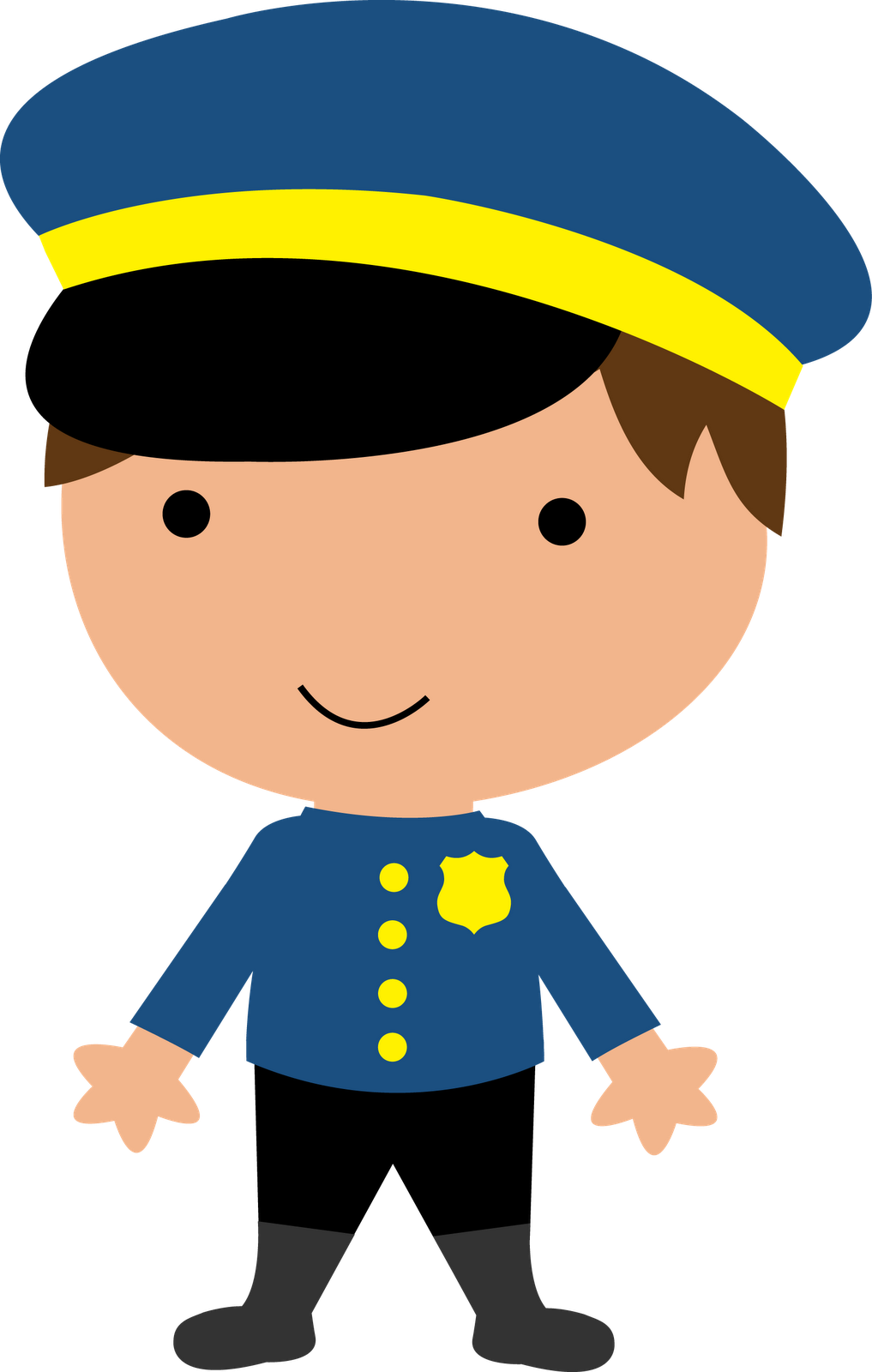 Policeman | Community Theme Workers and Leaders | Kids ...