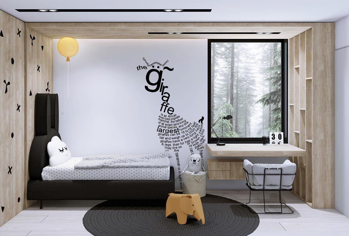 Чернобелый дом для ребенка baby room pinterest quirky decor
