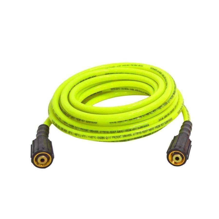 Lowes pressure washer hose 699 ymmv washer hoses