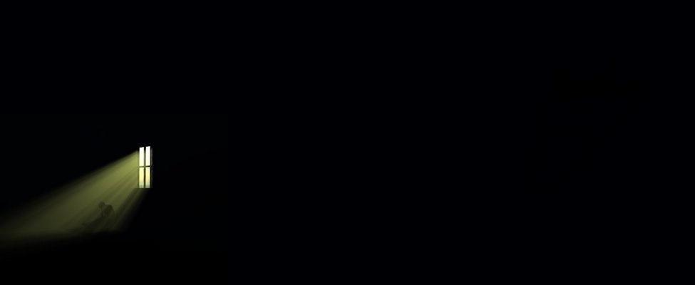 Light In Dark Room dark-room-light-through-window-hunched-man1-paint1 (975×400