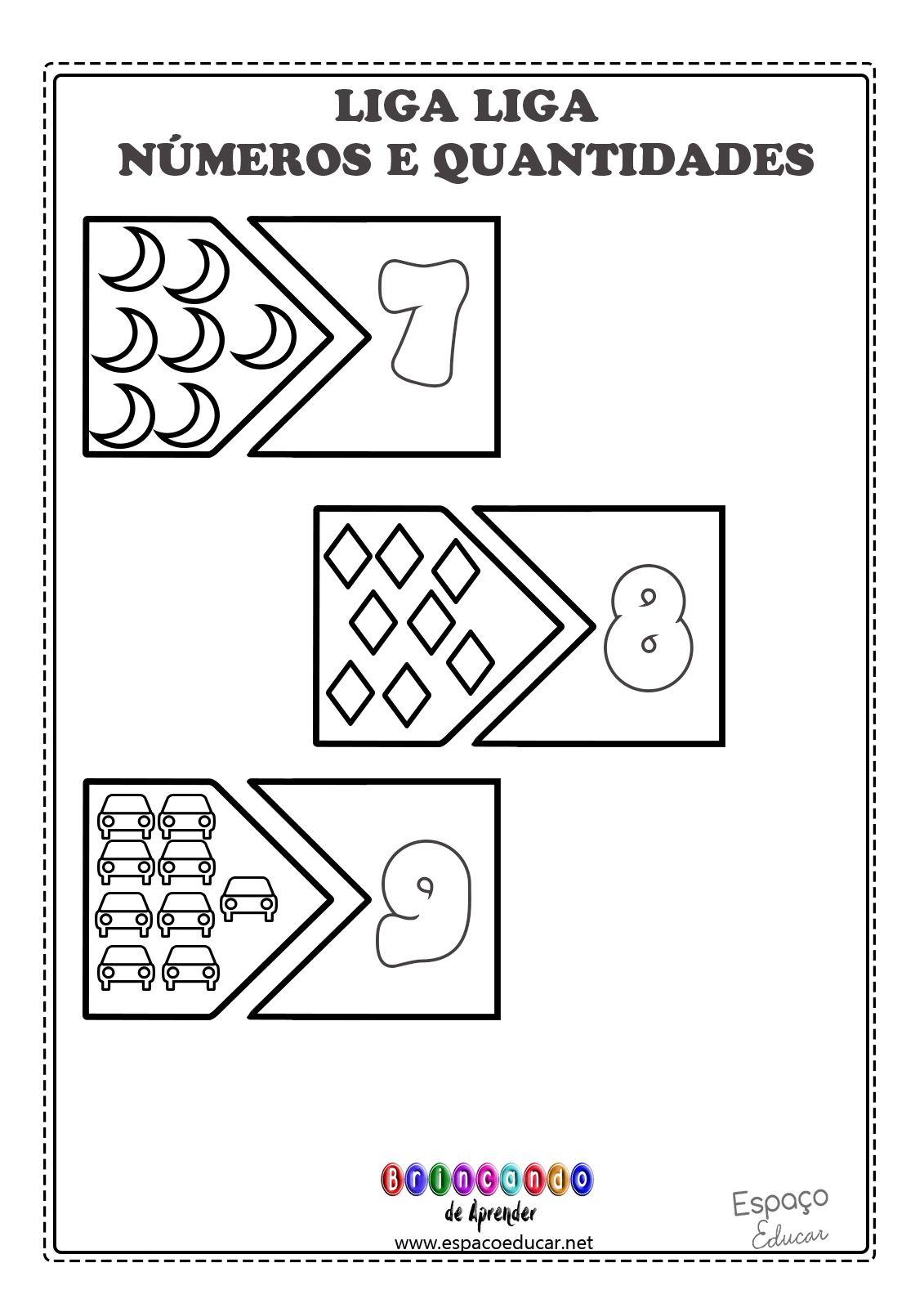 Jogo Educativo De Encaixe Aprendendo Os Numerais De 1 A 9 Jogos