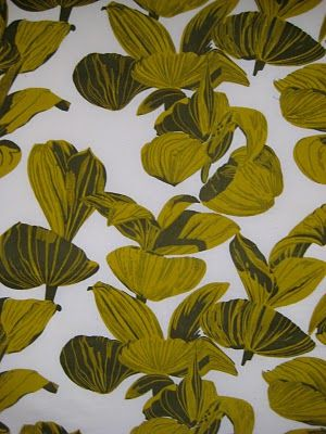 Mid Century Textile prints from the Kunst Industri Museet.