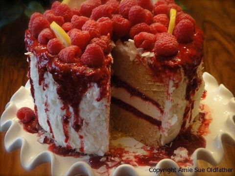 Cookie Crust Pound Cake