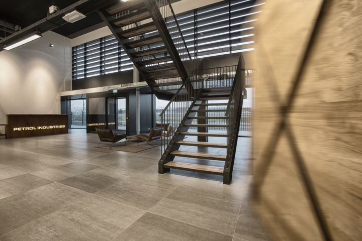 » Petrol Industries office and show room by VDS Conceptdesign, Tilburg – The Netherlands