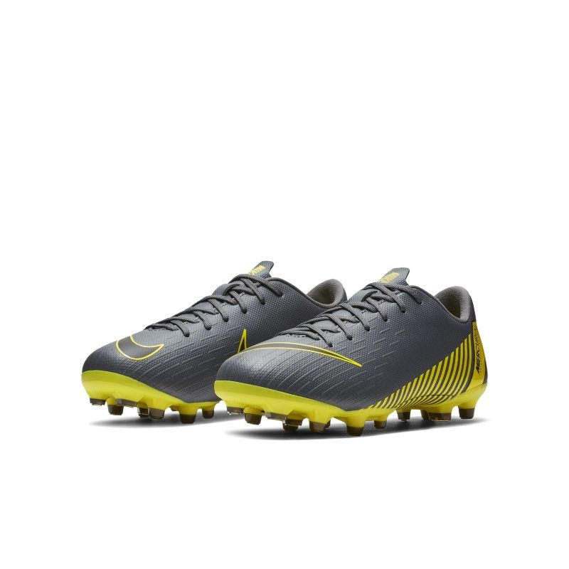 newest d0f8d 7b2d1 Nike Jr. Mercurial Vapor XII Academy Younger/Older Kids' Multi-Ground  Football