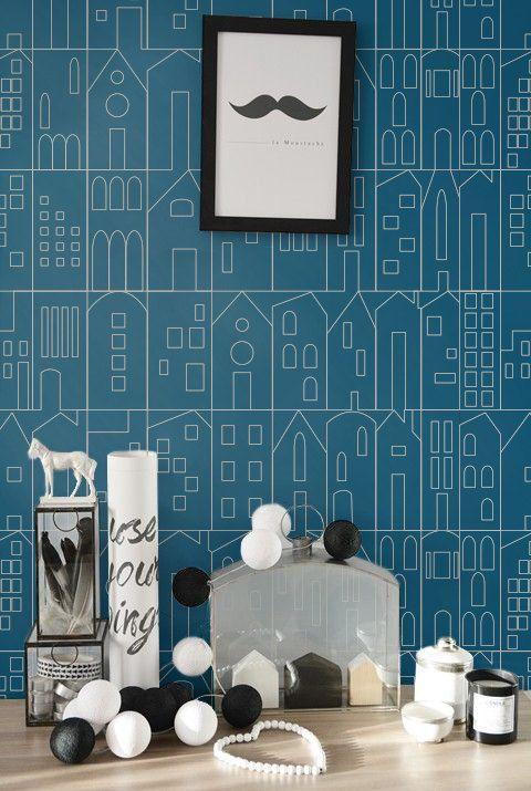 papier peint auto adh sif par betapet home decor self adhesive wallpaper temporary
