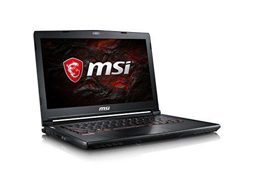 2017 Newest MSI GS43 Phantom Pro-069 14 Ultra Portable Gaming Laptop Intel Core i7-7700HQ GTX 1060 16GB 128GB SSD  1TB VR Ready http://ift.tt/2jyc0u6