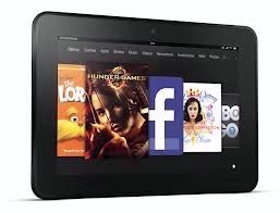 Amazon 3ht7g Kindle Fire Hd 32gb 8 9in Tablet 209 99 Kindle