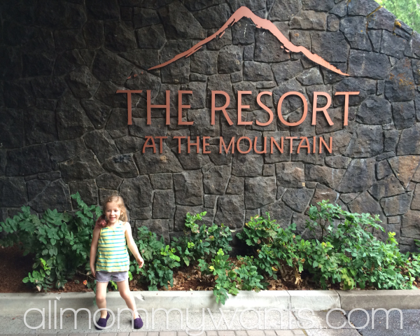 Family Fun at Resort at the Mountain in Mt. Hood, Oregon #MtHoodResort