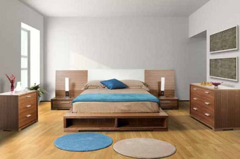 Un modèle de chambre de la compagnie Mobican. De la classe nichée à ...