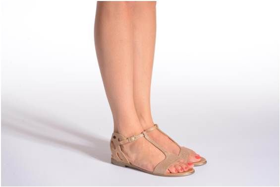 Karston - Sonat  nupieds  sandales  karston   Colorful Summer ... 892eacdd67fd