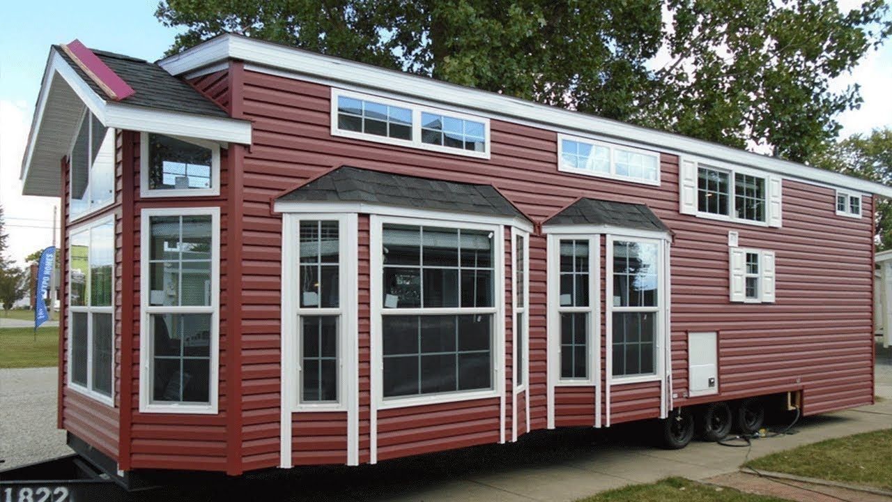 Gorgeous Cozy Buckeye Park Model Is On Sale Now 46 129 Was 64 681 In 2020 Park Model Homes Park Models Tiny House Floor Plans