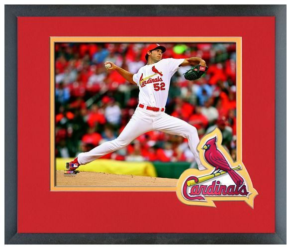 Michael Wacha 2013 St. Louis Cardinals - 11 x 14 Matted/Framed Photo
