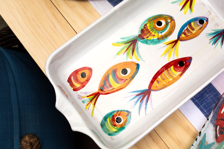 Vietri Serving Platter Vietri Color Pop Color
