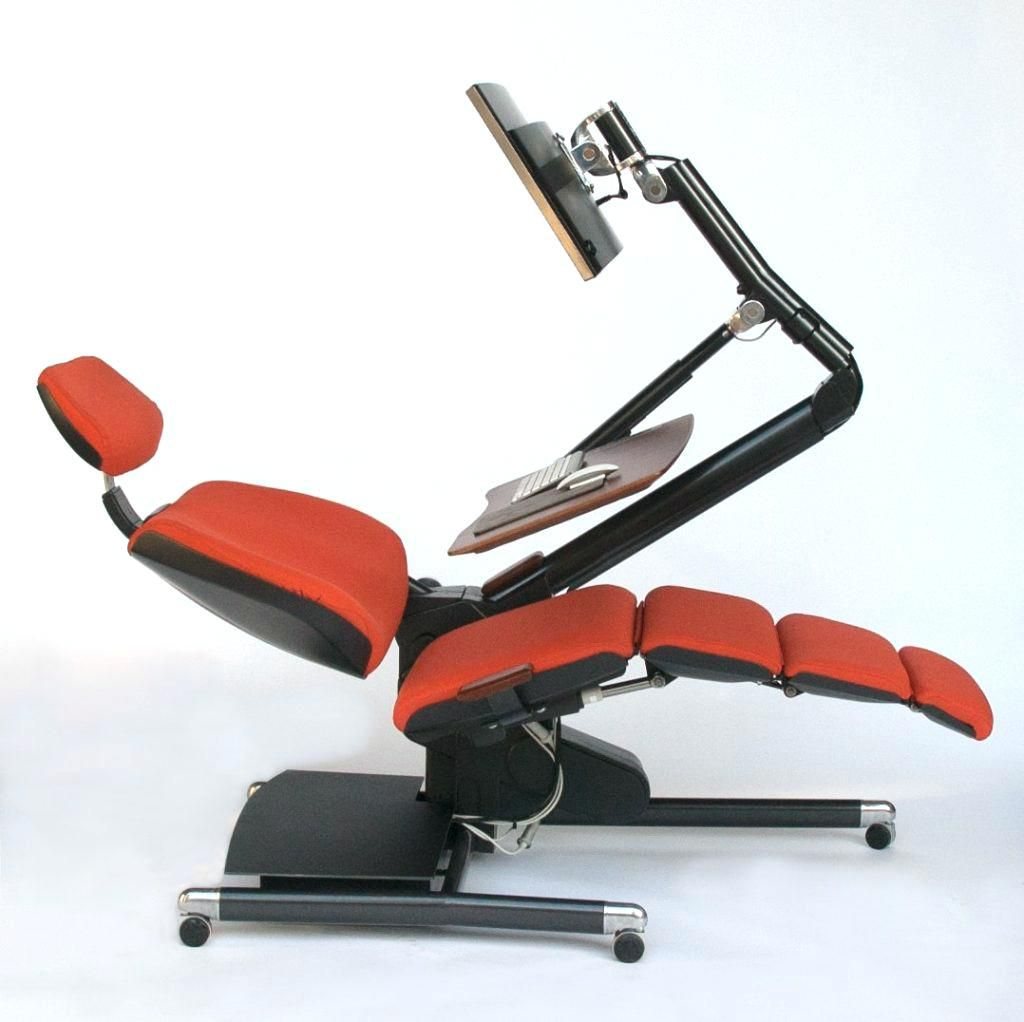 Desk Chairs Office Chair Gravity Zero Workstation By Ergoquest Furniture