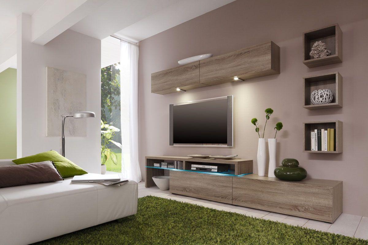 vente sejour contemporain 20477 composition murale. Black Bedroom Furniture Sets. Home Design Ideas