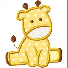 Do It Cute New Sweet Baby Applique Designs