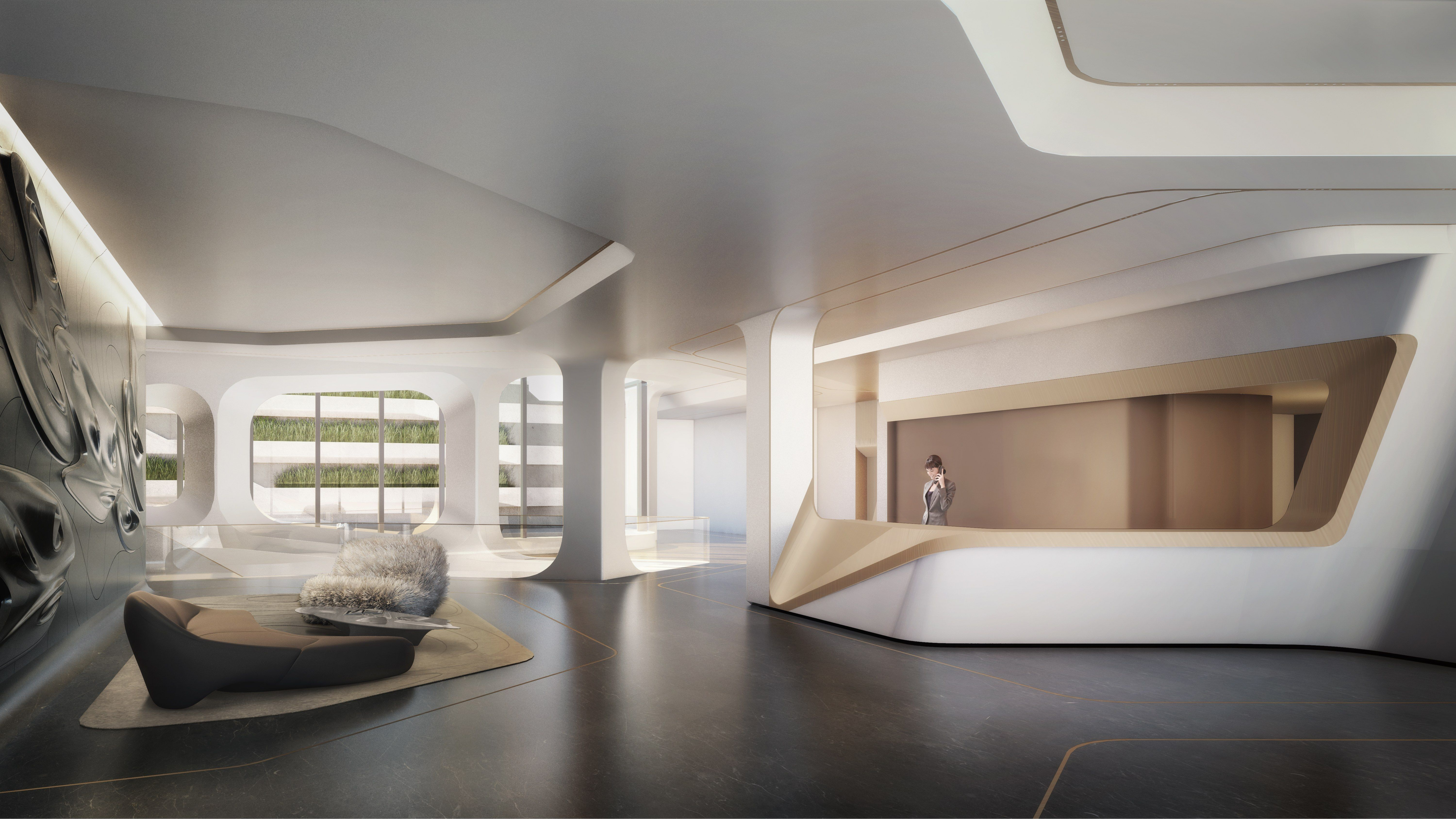 Tour Nyc S First Zaha Hadid Designed Apartments With Images